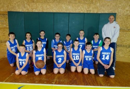 JV Basketball Pic
