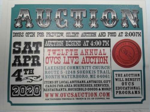 12th Auction